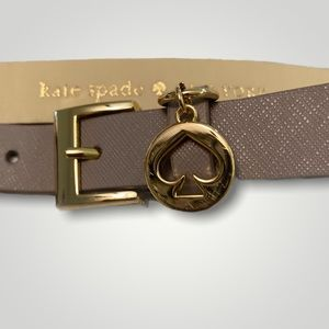 Kate Spade New York X Small Genuine Leather Belt